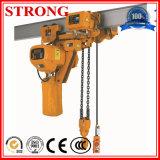 Grue à chaînes électrique de grue de câble métallique utilisée