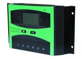 controlador solar de 24V30A40A50A LCD PWM para o sistema de energia solar