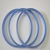 Teflon/PTFEはガラス繊維のばねによって活気づけられたシールを満たした