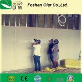 Scheda del cemento della fibra--Sistema acustico della parete asciutta