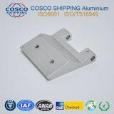 Perfil de aluminio para la bisagra con trabajar a máquina del CNC