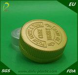 Kunststoffgehäuse HDPE 190ml Plastikmedizin-Flasche mit Überwurfmutter