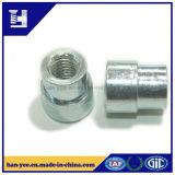 Fermi di alluminio di precisione dallo stampaggio a freddo lavorando