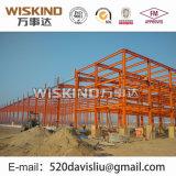 Multi Geschoss-kommerzielles Stahlkonstruktion-Gebäude mit Zwischenlage-Panel