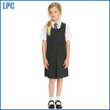 Moda negro falda del puente de Uniform School Girl