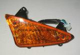 オートバイはホンダInnova125 Wave125のためのオートバイの表示器のオートバイのWinkerランプを分ける