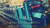 Máquina del material para techos del casquillo de Ridge del metal