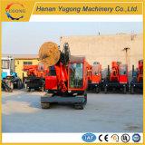 鋭い構築のためのクローラータイプ掘削装置機械