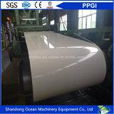 China-Farbe strich Gi-Stahlring/PPGI/PPGL/Farbe beschichtetes galvanisiertes Stahlblech im Ring vor