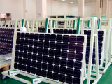 el panel solar flexible semi mono de 50W 12V