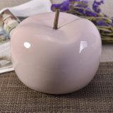 Centro di ceramica della Tabella delle decorazioni delle mele della frutta artificiale dentellare della frutta