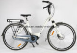 Bici inestable de la ciudad E del motor impulsor de Bafang para las señoras con el sensor de la torque incorporado al motor