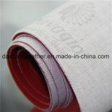 Couro do plutônio/couro de Upholstery/couro sintético