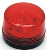 Indicatore luminoso di giro rotativo variopinto del suono della sirena dell'allarme del LED