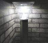Luz solar del jardín de 13 LED de la carrocería de la inducción de la luz sin hilos brillante estupenda de la estaca