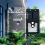 Éclairage solaire de jardin