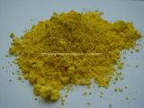 無機顔料の深いクロム黄色(C.I.P.Y. 34)