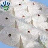 Tela não tecida do PONTO para Wipes molhados /Wipe Rolls/papel do Wipe produtos descartáveis