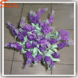 Flor de la lavanda artificial tienda de decoración artificial