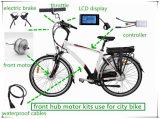 Czjb大きい力DIY DCのハブモーター検討36V 250W 24のインチの電気バイクの変換キット