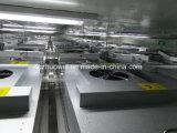 Unidades de filtrado industriales del ventilador del filtro H14 de la eficacia HEPA de Hight