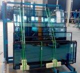 高い安全性は薄板にされた絶縁されたガラスを和らげた