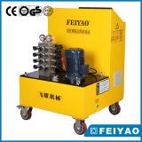 Sistema de control de la elevación hidráulica del PLC
