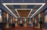 Потолок акустической панели полиэфира чувствуемый любимчиком звукопоглотительный