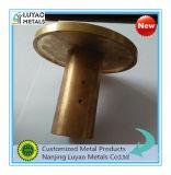 概要の企業のために機械で造るカスタマイズされた黄銅か合金