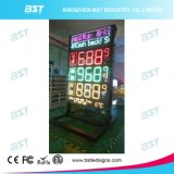 Im Freien Gaspreis-Wechsler der hohen Helligkeits-LED