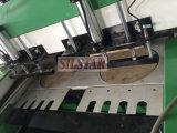 Kartenstanzer-Plastiktasche, die Maschine mit Servomotor herstellt