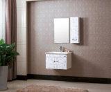浴室の家具の多層純木の浴室用キャビネット
