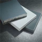 Los paneles de emparedado de aluminio del panal de los materiales de construcción (HR133)