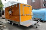 De mobiele Vrachtwagen van het Voedsel voor Verkoop Saudi-Arabië