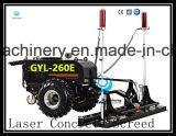 Konkreter Laser, der Maschine mit deutschem Laser-Tirade-System Gyl-260e nivelliert
