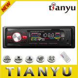 Lecteur MP3 détachable de véhicule de panneau avec l'affichage à cristaux liquides Display/FM/USB/SD/MP3 Functions-6250