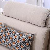 Sofá moderno da mobília do melhor preço ajustado para a sala de visitas (FB1147)