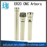 Тип цыпленок Er20-C хвостовика CNC беседок прямой