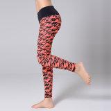 Vêtements de sport sexy de gymnastique d'usure de yoga de Spandex de forme physique de dames