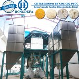 equipamento da fábrica de moagem do milho 100t/24h para o mercado de África