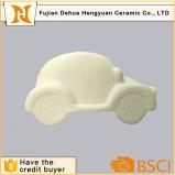 Coche de cerámica Paintable del zoom de los productos de DIY