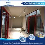 40FT Glass Wall High Quality Modified Container House para venda