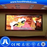 Affichage vidéo polychrome d'intérieur de l'exécution facile P4 SMD2121 DEL
