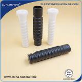 鉄道の留め具システムプラスチック合せ釘