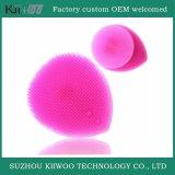 Оптовая щетка удобных и Convinent силиконовой резины лицевая запитка
