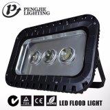 Luz de inundação ao ar livre do diodo emissor de luz do poder superior 180W da vida longa