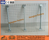 Decking провода пакгауза гальванизированный хранением для вешалки паллета