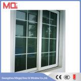 Finestra di vetro di scivolamento del PVC del fornitore della Cina con la rete di zanzara Mq-03