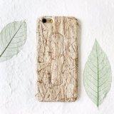 [أم] خشبيّة خيزرانيّ حامل قفص حامل [سلّ فون] حالة لأنّ [إيفون] 7