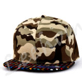 Nuevo sombrero de camuflaje de la gorra de béisbol del Snapback de la moda